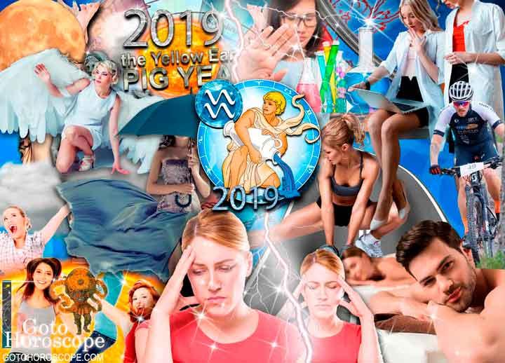 Aquarius 2019 Horoscope in the Health Sphere