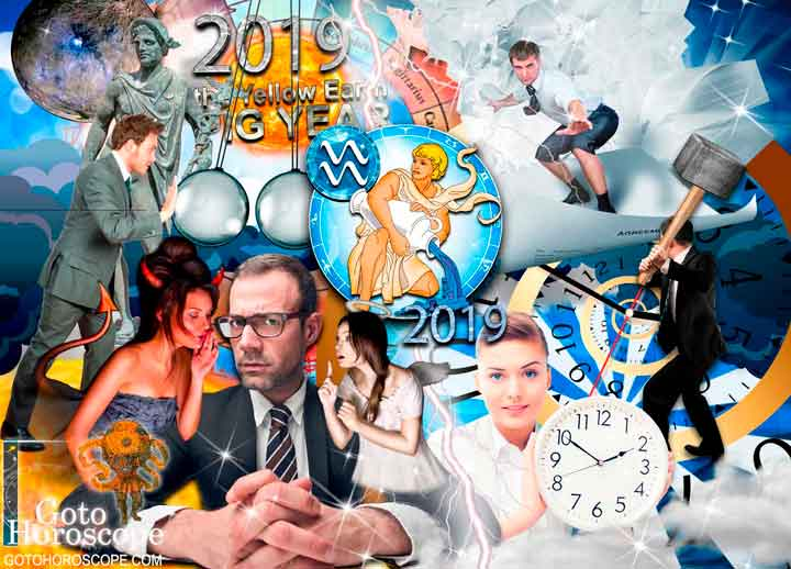 2019 Work Horoscope Aquarius, Career and Work 2019 Horoscope