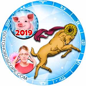 2019 Health Horoscope for Aries Zodiac Sign