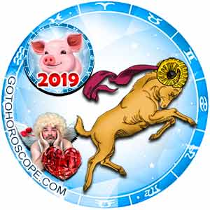 2019 Love Horoscope for Aries Zodiac Sign