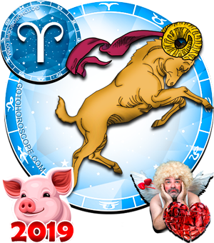 2019 Love Horoscope Aries for the Pig Year