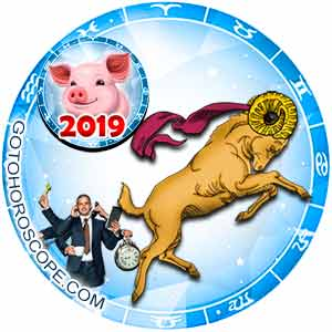 2019 Work Horoscope for Aries Zodiac Sign