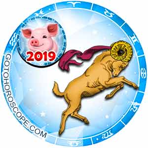 2019 Horoscope for Aries Zodiac Sign