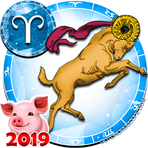Aries 2019 Horoscope