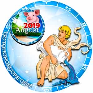 August 2019 Horoscope Aquarius