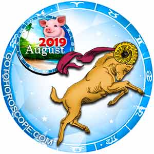 August 2019 Horoscope Aries, free Monthly Horoscope for