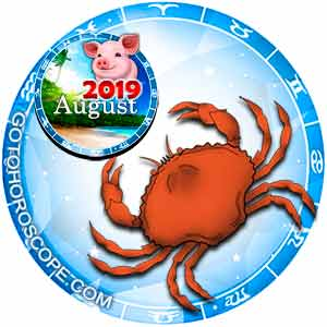 August 2019 Horoscope Cancer, free Monthly Horoscope for