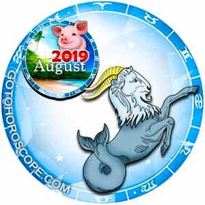 August 2019 Horoscope Capricorn