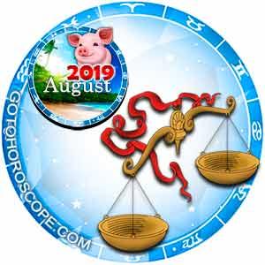 Libra Horoscope for August 2019