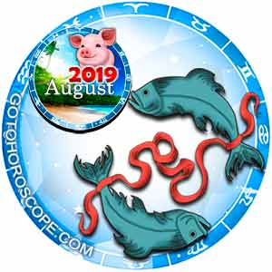 Pisces Horoscope for August 2019
