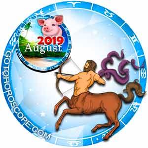 August 2019 Horoscope Sagittarius