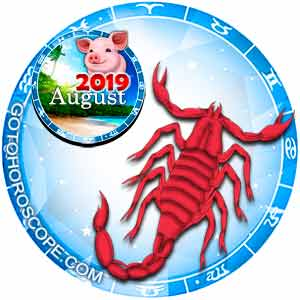 Scorpio Horoscope for August 2019