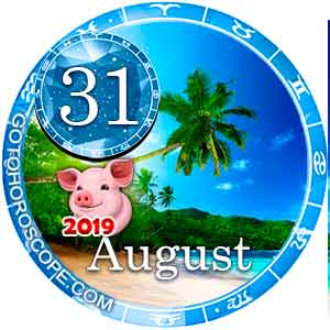 Daily Horoscope August 31, 2019 for 12 Zodica signs