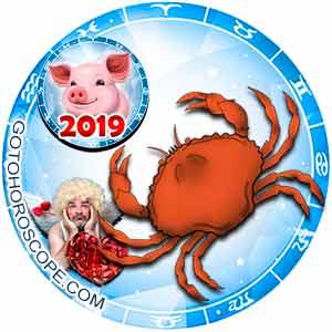 2019 Love Horoscope for Cancer Zodiac Sign