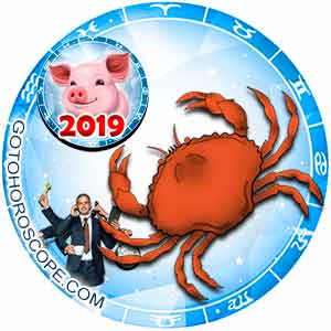 2019 Work Horoscope for Cancer Zodiac Sign