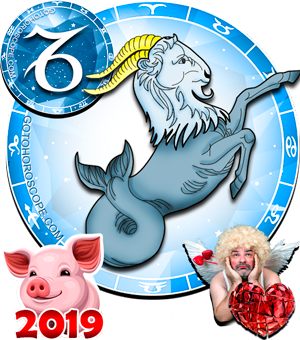 2019 Love Horoscope Capricorn for the Pig Year