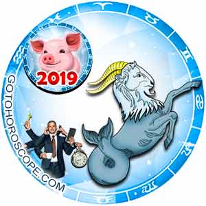 2019 Work Horoscope for Capricorn Zodiac Sign