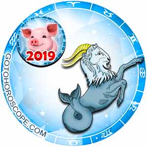 2019 Horoscope for Capricorn Zodiac Sign
