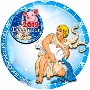 December 2019 Horoscope Aquarius