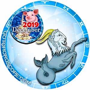 Capricorn Horoscope for December 2019