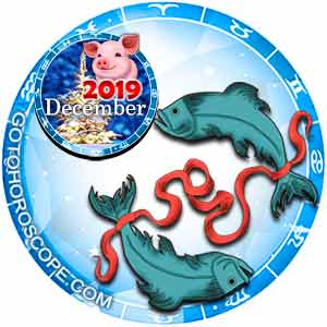 Pisces Horoscope for December 2019