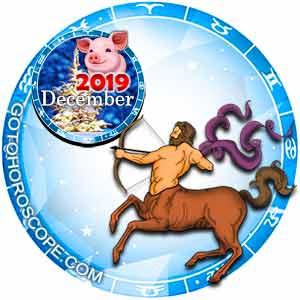 Sagittarius Horoscope for December 2019