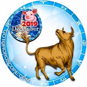 December 2019 Horoscope Taurus