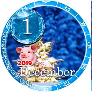 Daily Horoscope December 1, 2019 for all Zodiac signs
