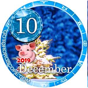 Daily Horoscope December 10, 2019 for 12 Zodica signs