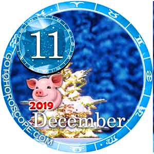 Daily Horoscope for December 11, 2019