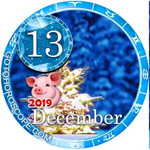 Daily Horoscope December 13, 2019 for 12 Zodica signs