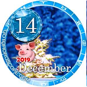 Daily Horoscope for December 14, 2019
