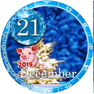 Daily Horoscope December 21, 2019 for 12 Zodica signs