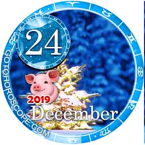 Daily Horoscope December 24, 2019 for all Zodiac signs