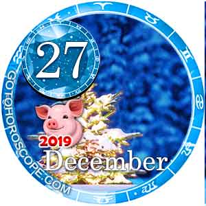 Daily Horoscope December 27, 2019 for all Zodiac signs