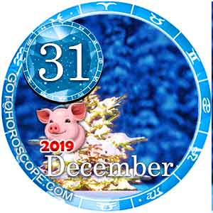 Daily Horoscope December 31, 2019 for 12 Zodica signs