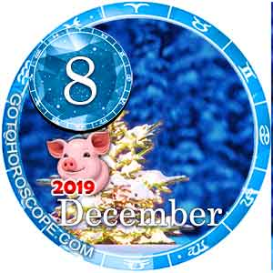 Daily Horoscope December 8, 2019 for 12 Zodica signs