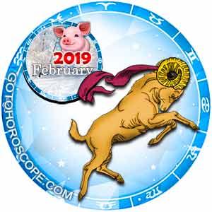Aries Horoscope for February 2019