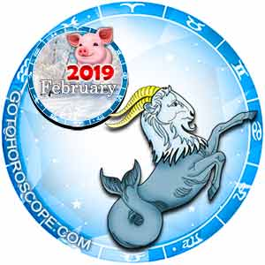 Capricorn Horoscope for February 2019