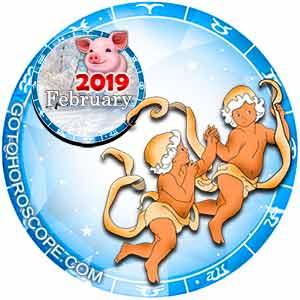 Gemini Horoscope for February 2019