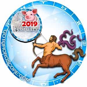 Sagittarius Horoscope for February 2019