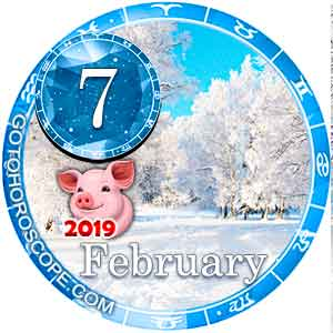 Daily Horoscope for February 7, 2019