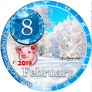 Daily Horoscope for February 8, 2019