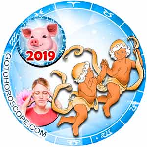 2019 Health Horoscope for Gemini Zodiac Sign