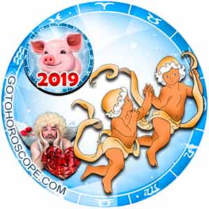 2019 Love Horoscope for Gemini Zodiac Sign