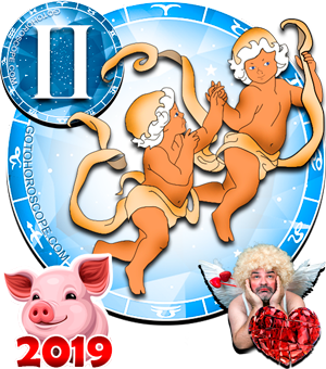 2019 Love Horoscope Gemini for the Pig Year