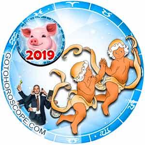 2019 Work Horoscope for Gemini Zodiac Sign