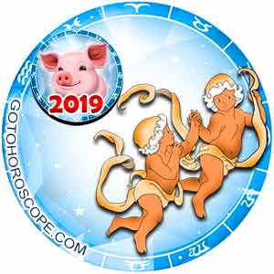 2019 Horoscope for Gemini Zodiac Sign