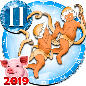 Gemini Horoscope 2019