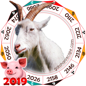 Goat 2019 Horoscope